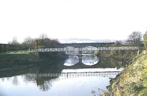 Hikey bridge