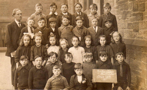 School group 1923
