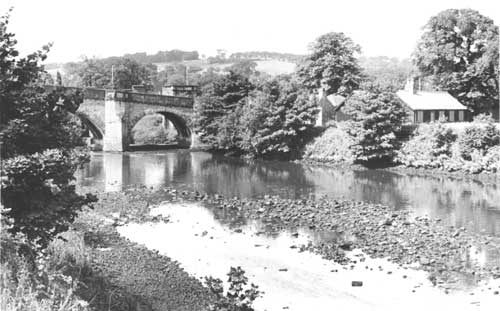Old Swalwell Bridge