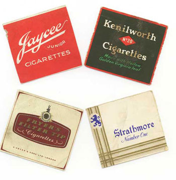 Cigarettes Eight